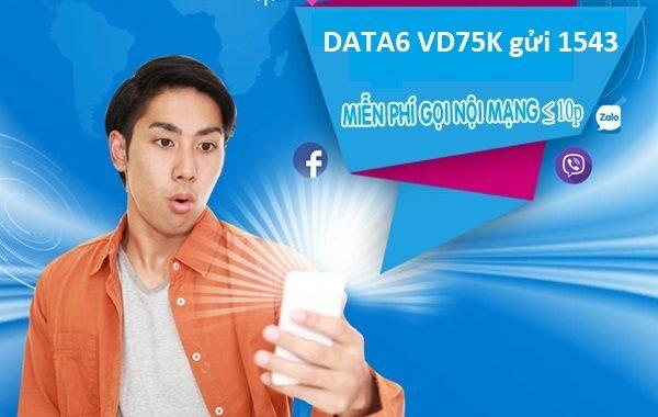 Các gói cước 4G VinaPhone ưu đãi dùng 3 tháng, 6 tháng và 12 tháng